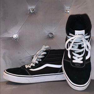 Hig-Top Black Vans